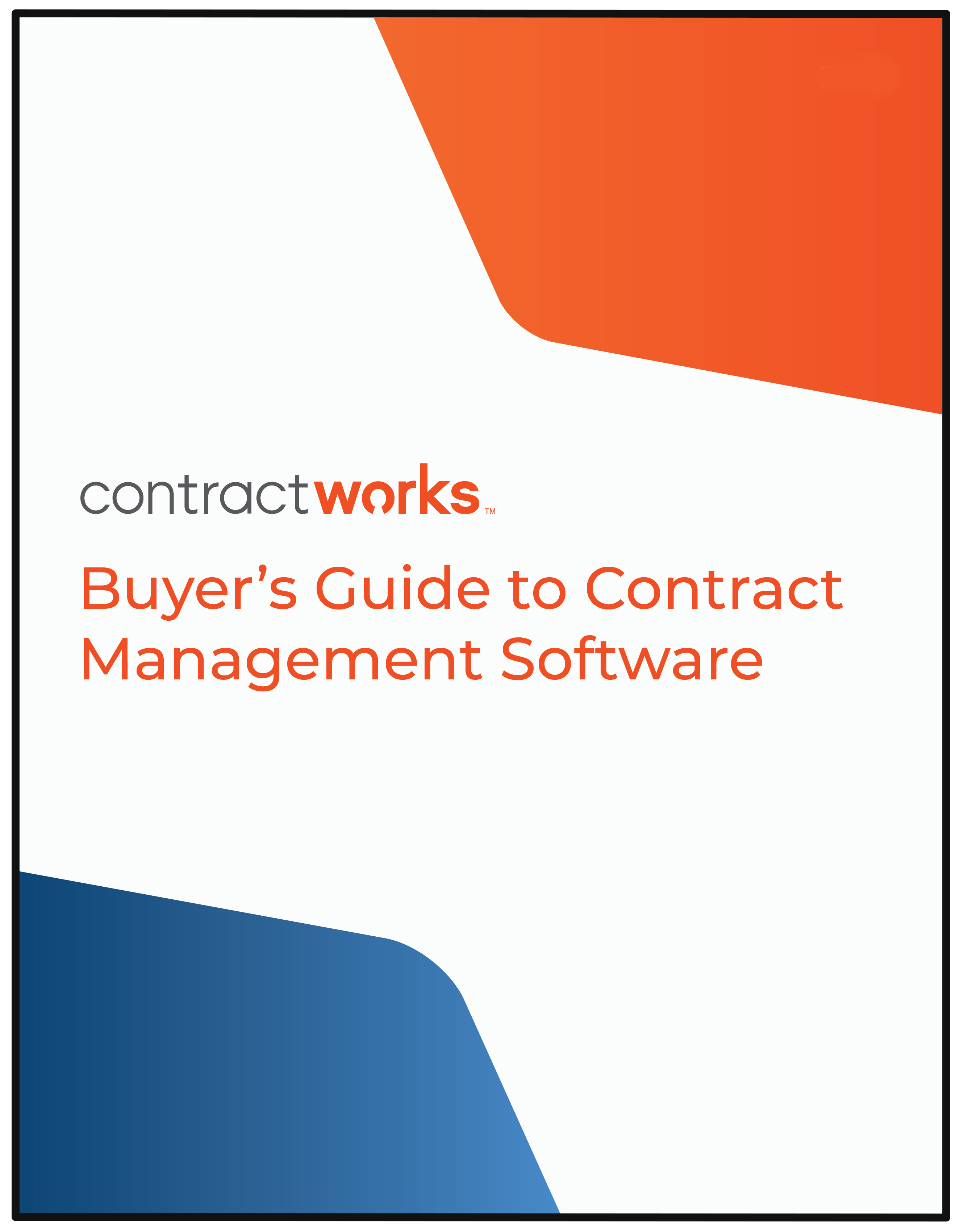 2020 Buyers Guide to Contract Management Software